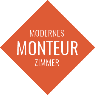 Modernes Monteur Zimmer